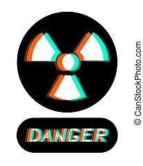 Danger visual