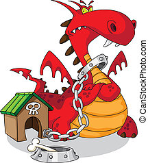 dangereux, dragon