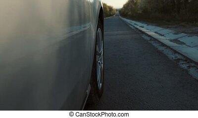 Dangerous Car Driving