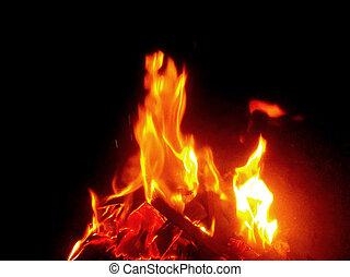 Dangerous Fire