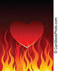 Dangerous hot love