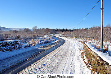 dangerous road conditions - leathal road conditions during ...