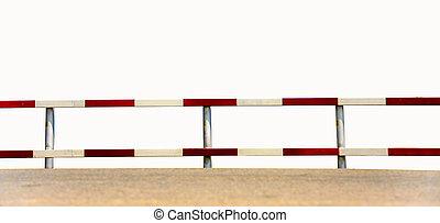 traffic fence