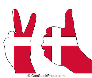 Danish hand signals