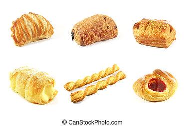 danois, pâtisseries