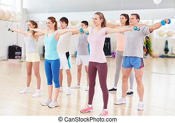 dans, club forme physique