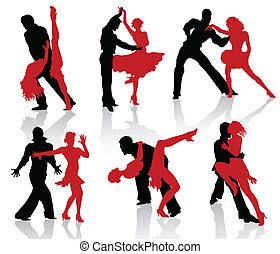 dans, danszaal