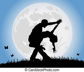 dansare, tango