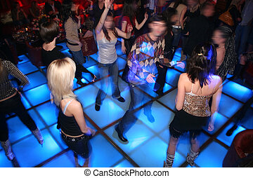 danse, 4, plancher
