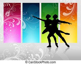 danse, amour