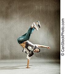danse, extrême