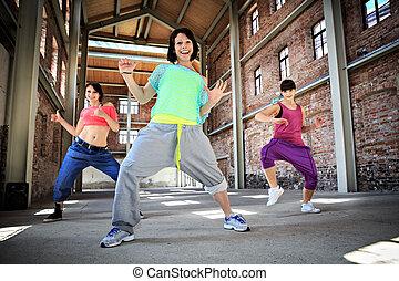 danse, fitness