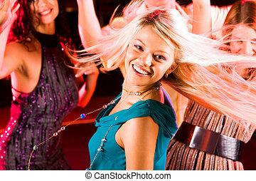 danser, aantrekkelijk