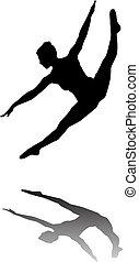 danser, ballet