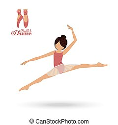 danser, ontwerp