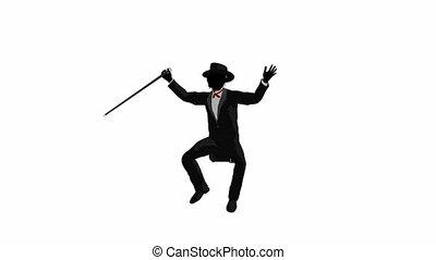 danseur claquettes, mâle