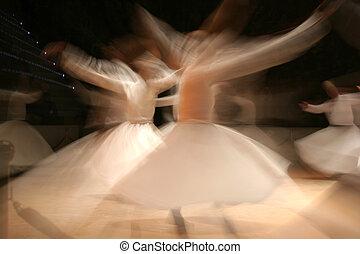 danseur, derviches