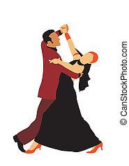 danseurs