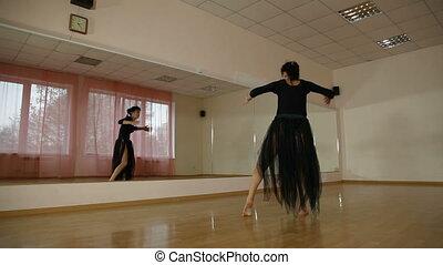 dansez école, moderne