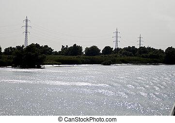 Danube Delta Riverside