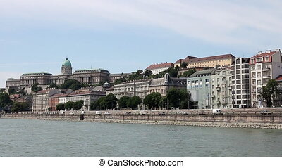Danube riverside Budapest