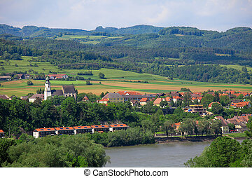 Danube Valley in Austria