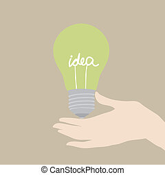 dar, idéia