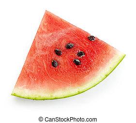 darab, közül, görögdinnye