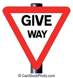 dare, traffico, modo, segno