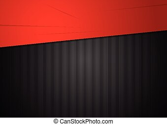 Dark abstract corporate background