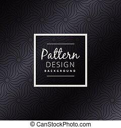 dark abstract pattern background