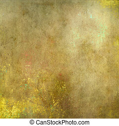 Dark anstract yellow texture background