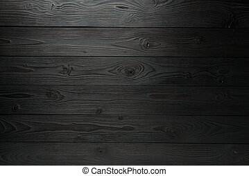 dark background from natural wooden planks