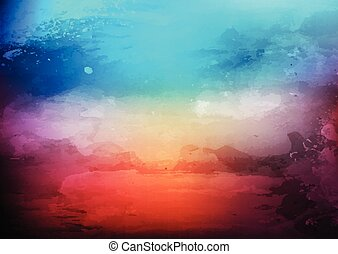 Dark background with a watercolour texture