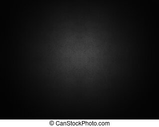 Dark black parchment design texture background