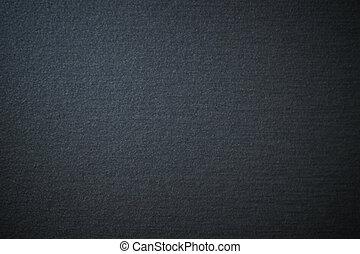 Dark Black Parchment Background