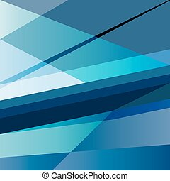 Dark blue abstract background design template