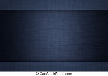 Dark blue background - Abstract dark blue background for use...