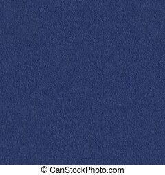 Dark blue colored felt texture. Seamless square background, tile ready.