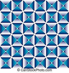 Dark blue drapery pattern EPS-8