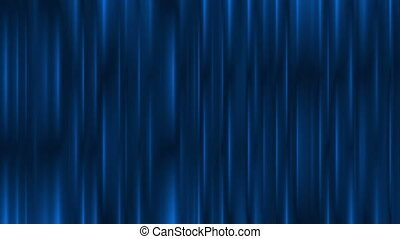 Dark blue glowing stripes abstract video animation