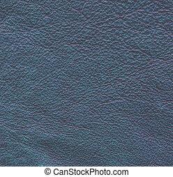 dark blue leather textured background