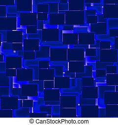 Dark blue rectangular texture background