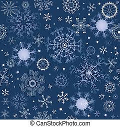 Dark blue repeating pattern