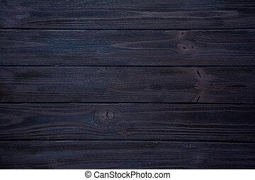 Dark blue wooden background