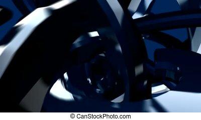 Dark blues
