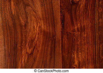 Dark Brown Hardwood Background - High resolution image of...