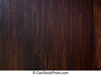 Dark brown hardwood texture background. grunge old wood wall.