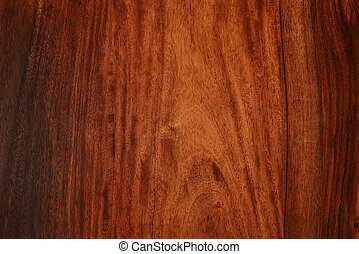 Dark Brown Natural Wood - High resolution image of textured...