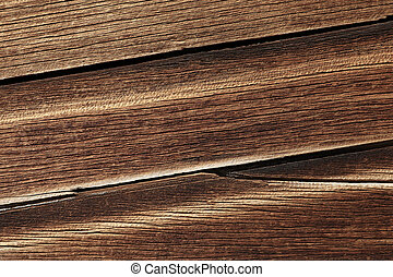 Dark brown wood texture with natural striped pattern for background